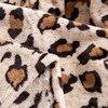 Elegant Leopard Blanket