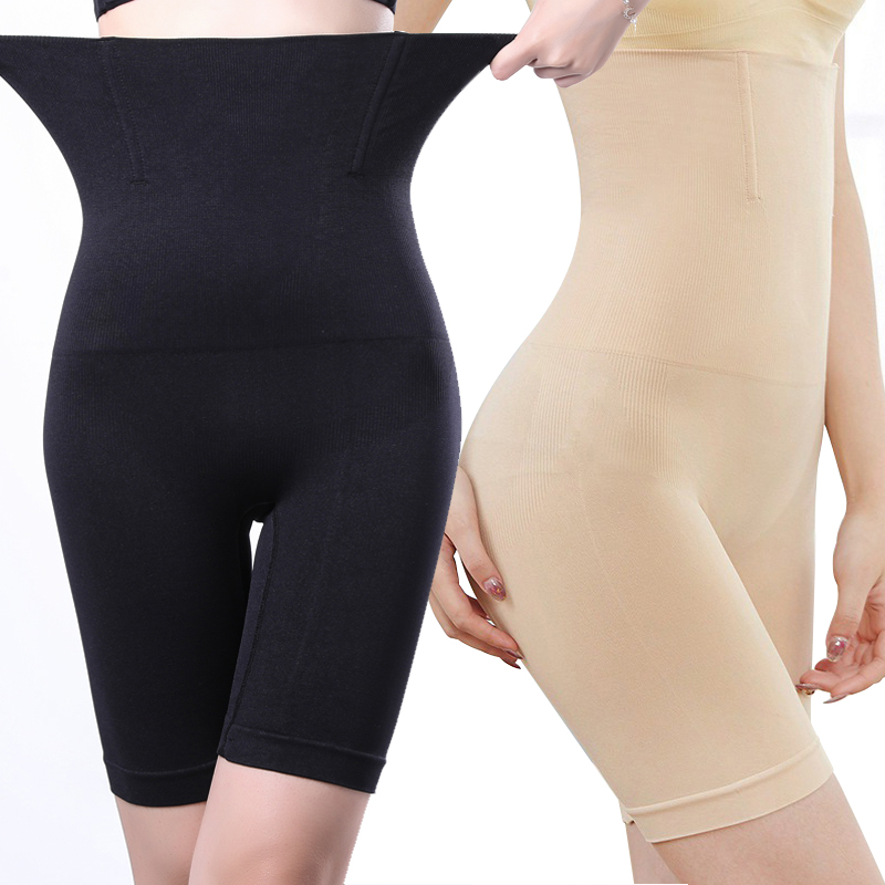 Seamless Women High Waist Slimming Panty Tummy Control Knickers Waist Trainer Modeling Shapewear Underwear Lady Body Shaper
