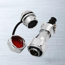 WEIPU WY16 TI/ZM водонепроницаемый M16 промышленный круглый разъем 2 3 4 5 7 9 10 Pin 5A 10A адаптер питания штекер гнездо Стыковочная панель