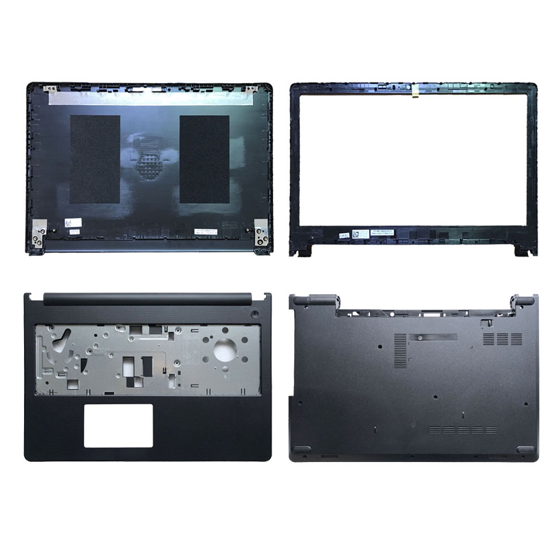 NEW LCD TOP Cover For DELL Inspiron 15 3558 3559 3552 15-3558 15-3552 LCD Bezel Cover Palmrest Upper Bottom Base Cover