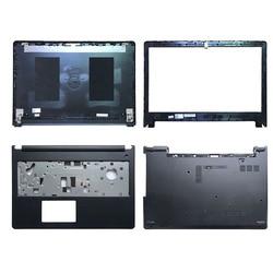 Nueva tapa superior de LCD para DELL inspiron 3558 15 3559 de 3552 15-3558 15-3552 LCD cubierta de bisel Palmrest superior cubierta de la base inferior