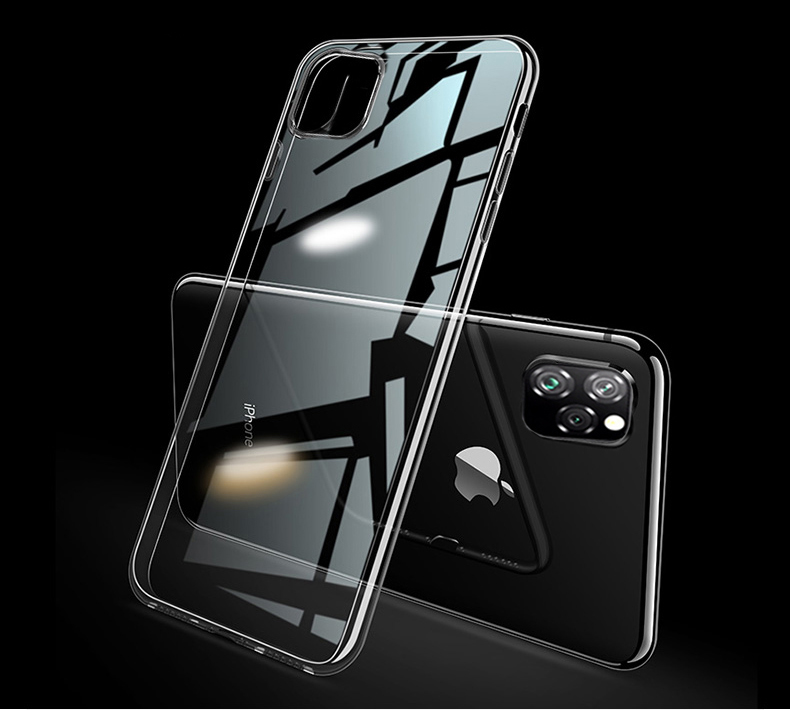 Bright Crystal Clear Case for iPhone 11/11 Pro/11 Pro Max 13