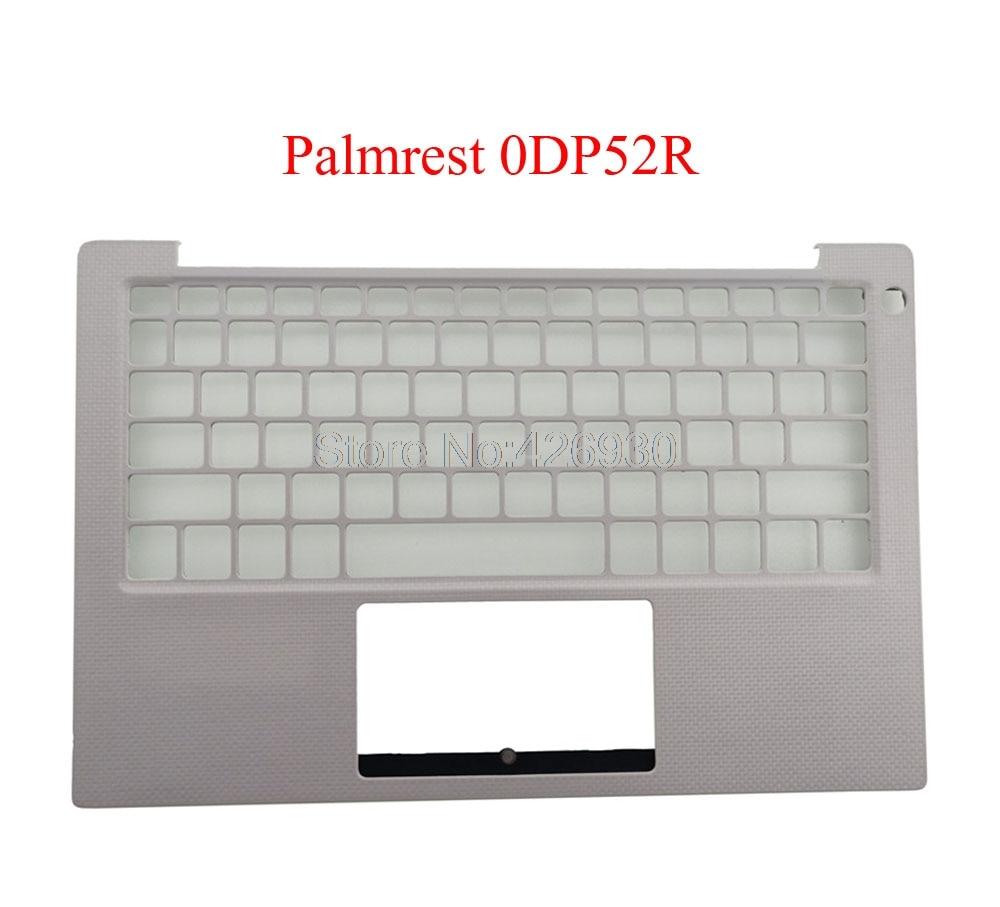 GAOCHENG Laptop Palmrest for DELL XPS 13 9370 P82G 02NTHR 2NTHR Black US Layout Upper case New and Original