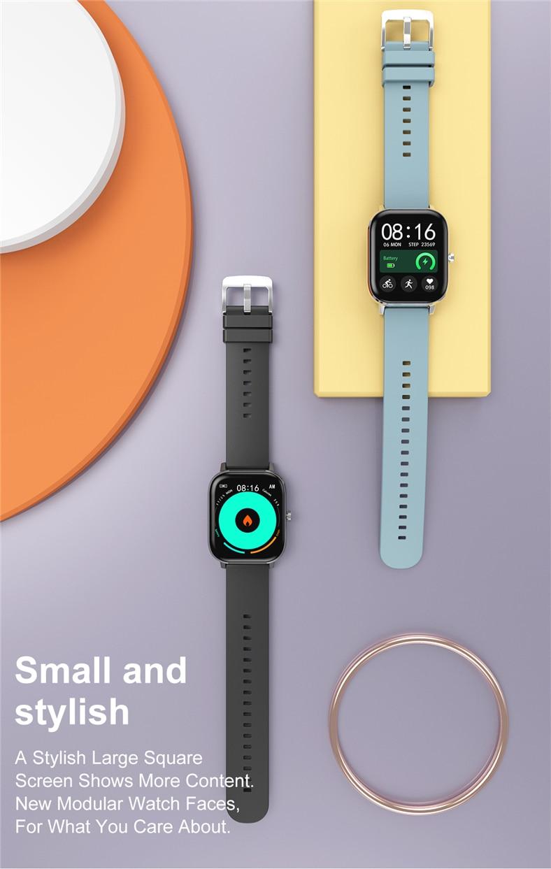 COLMI P8 Pro Smartwatch 6