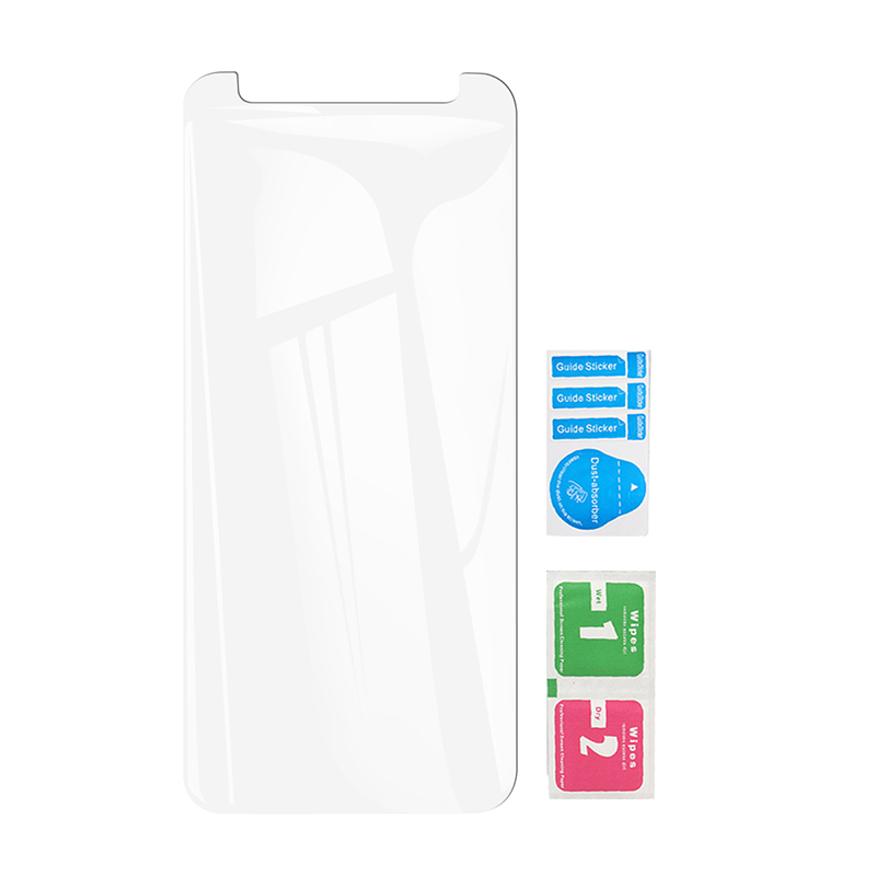 2PCS For Cubot X19 X19S X18 Plus Nova J7 J3 X20 Pro P20 P30 Tempered Glass Protector Film For Cubot Quest Lite King Kong3 A5 R15(China)