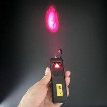 Il trasporto Libero Ricaricabile Visual Fault Locator 50mw Puntatore Laser In Fibra Ottica VFL 30mw FTTH Cavo Tester 1mW 10mW