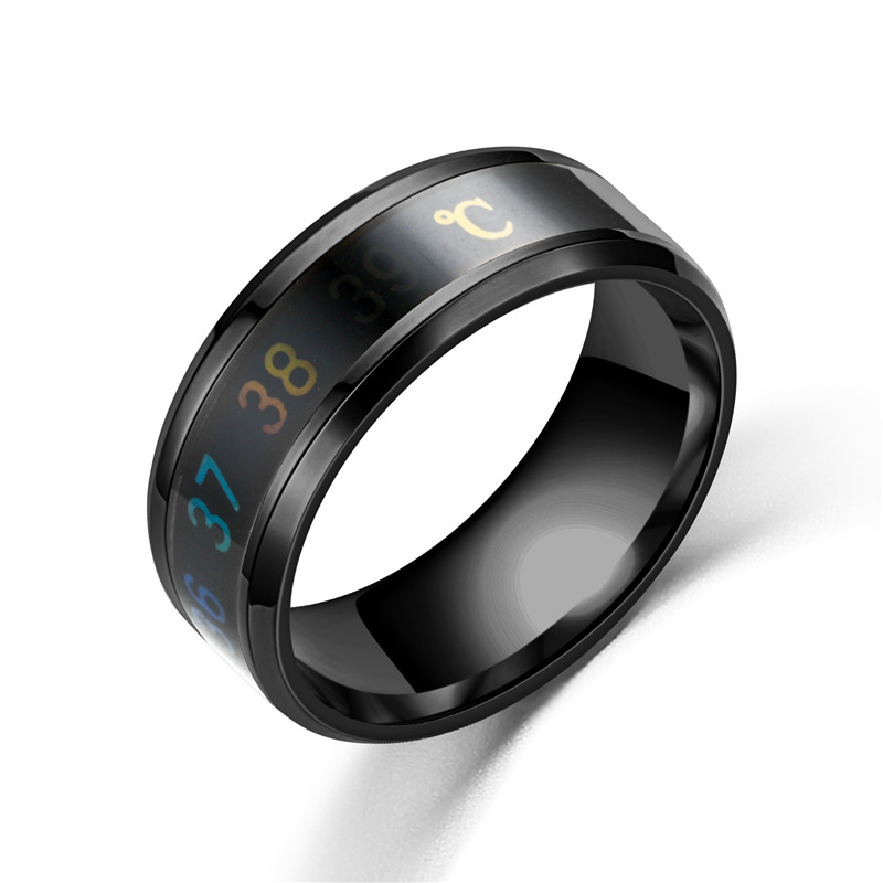 Magic Temperature Smart Rings 9