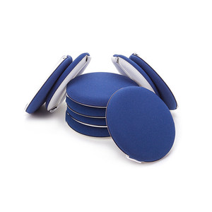 4Pcs/Lot Air Cushion Puff Powder Makeup Sponge For BB CC Cream Contour Facial Smooth Wet Dry Make Up Beauty Tools Gift