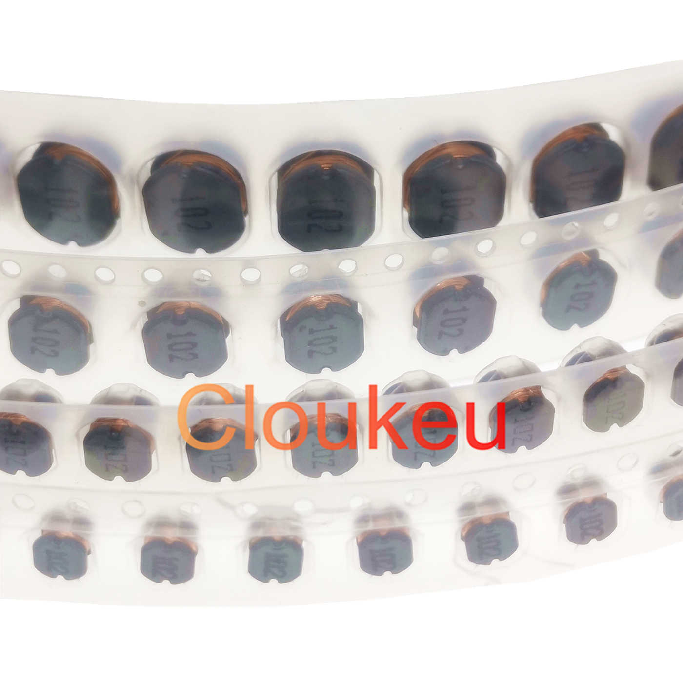 SERIE 0510  self-coil 7585A x20 Pcs Axial Inductance 150uH 1W