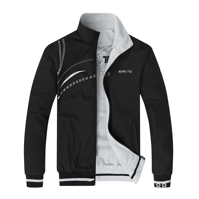 2020 yeni bahar sonbahar spor erkek ceket siyah erkek ceket japon Harajuku spor salonu spor koşu basketbol ceket spor