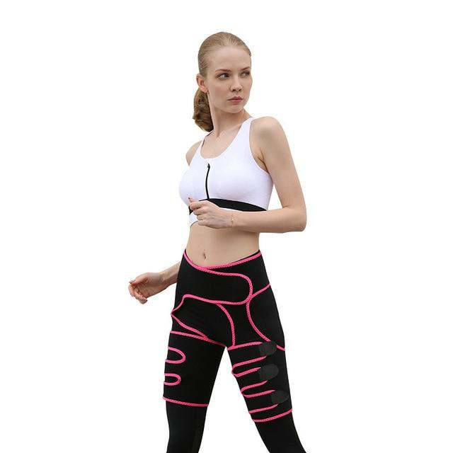 New Hip Enhancer Leg Shaper Slimming Corsets Flat Stomach Shaping Waist Trainer Butt Lifter Body Shapewear Slim Sweat Belt 2