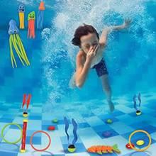 Летние обучающие игрушки для дайвинга веселые морские игры воды