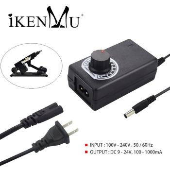 iKenmu 100v-240v US Adapter for Sex Machine Power Cord for Usual Sex Machine,US Plug and EU Plug Adapter Power Supply coolm us plug