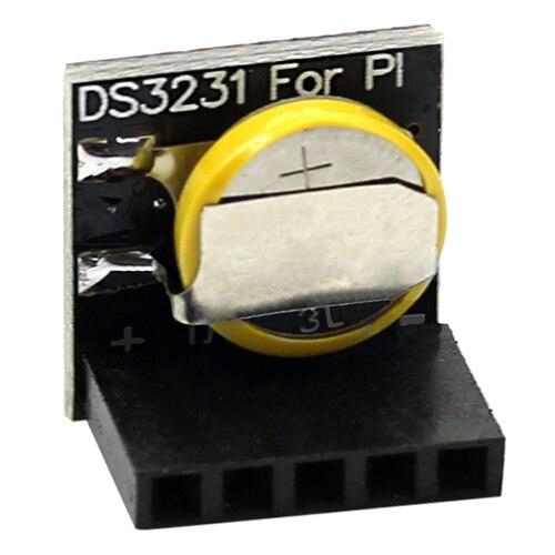 Precision New DS3231 RTC Module Memory Module For Arduino Raspberry Pi Black