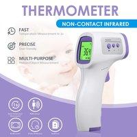 Termómetro Infrarrojo Digital, medidor de temperatura sin contacto, pistola de temperatura ir, cámara térmica