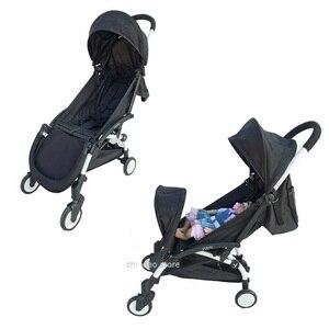 Image 4 - Akcesoria dla wózków dziecięcych Footboard dla Babyzenes Yoyo Yoya Carriage podnóżek przedłużenie stóp 32cm Footmuff dla Vovo Babytime