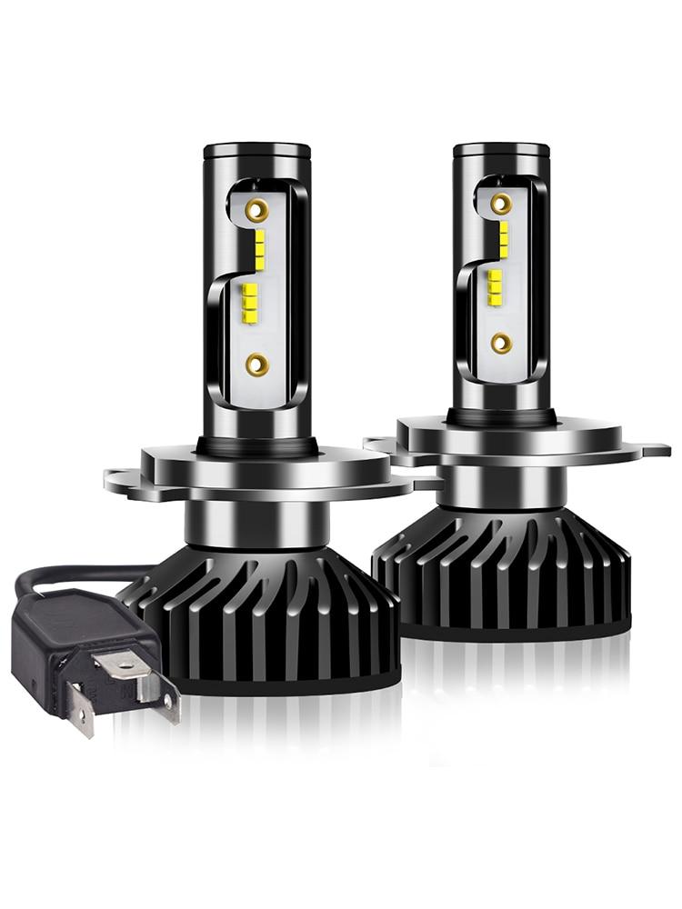 Uttril Car-Headlight Led-Bulb ZES H27 9006 Hb4 Canbus H3 12000LM H11 H4 100W H8 880 12V