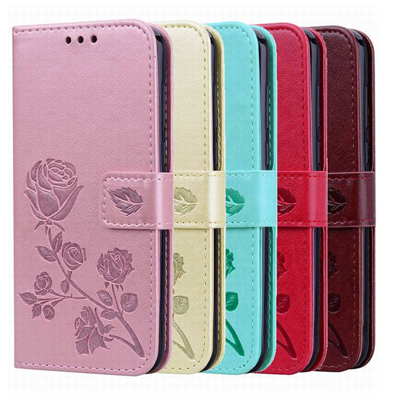 wallet case cover For <font><b>HomTom</b></font> S12 S16 <font><b>S17</b></font> S99 HT26 HT37 HT16 Pro S8 S9 Plus New High Quality Flip Leather Protective Phone Cover image