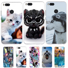 For Xiaomi Mi A1 Case Silicon TPU Cover 5X Cute Funda Xiomi Xioami Mia1 Mi5x Phone Cases
