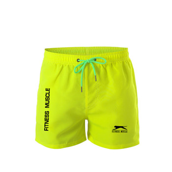 Mens Sexy Swimsuit Shorts Swimwear Men Briefs Swimming Quick Dry Beach Shorts Swim Trunks Sports Surf Board Shorts With lining 10