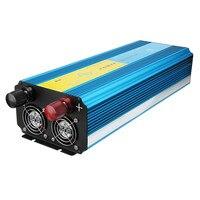 Pure Sine Wave Inverter 12V 220V 5000W Pe ak Voltage Transformer Converter 12V 110V Solar Inverter 60Hz