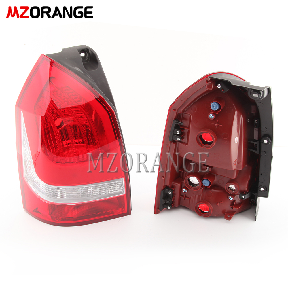 Tail light Brake Light For Hyundai Tucson 2005-2014 Rear Bumper Light Tail Stop Lamp Left/Right tail lights Car Accessories