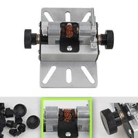 Drill Hole Punch Bracket Lathe Multifunctional Beads Machine Craft Durable Aluminum Alloy DIY Mini Silver Polisher Rotary Tool