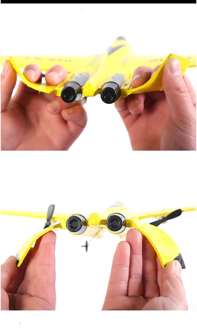 Modèle d'avion de drone pour les garçons