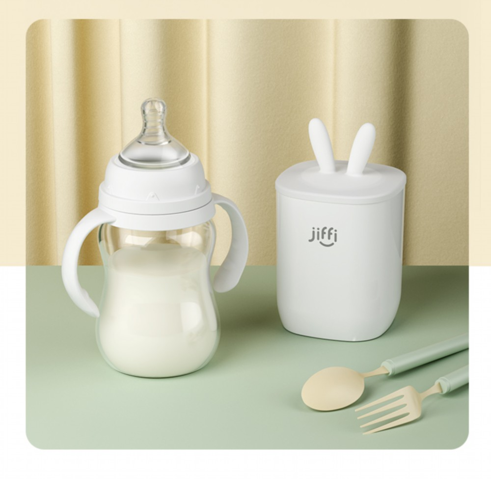 leite aquecedor de garrafa de bebê 4