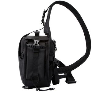 Image 4 - 사진 방수 삼각형 슬링 크로스 바디 남성 여성 소프트 패딩 카메라 어깨 가방 여행 캐주얼 삼각대 가방 디지털