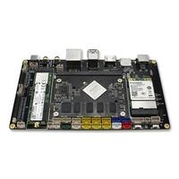 AIO 3399J Six Core 64 Bit Development Board, Android Ubuntu Server Industrial Control PC Open Source