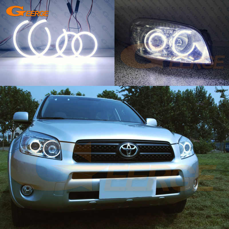 RED LED Interior Lights Replacement Package Kit for 06-14 Toyota RAV4 10 bulbs