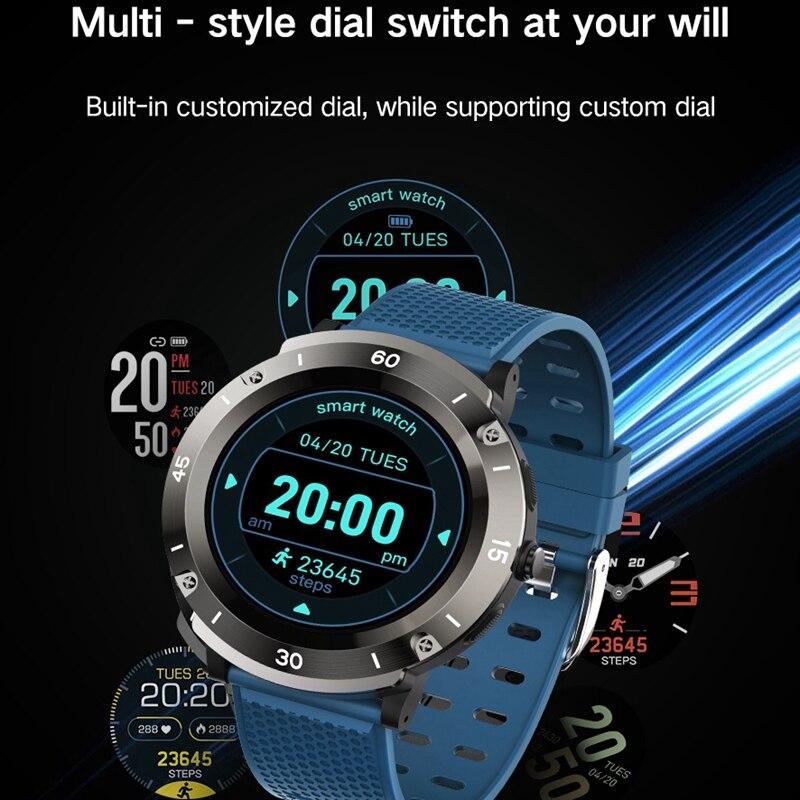 longa vida útil da bateria gps relógio esportivo para android ios