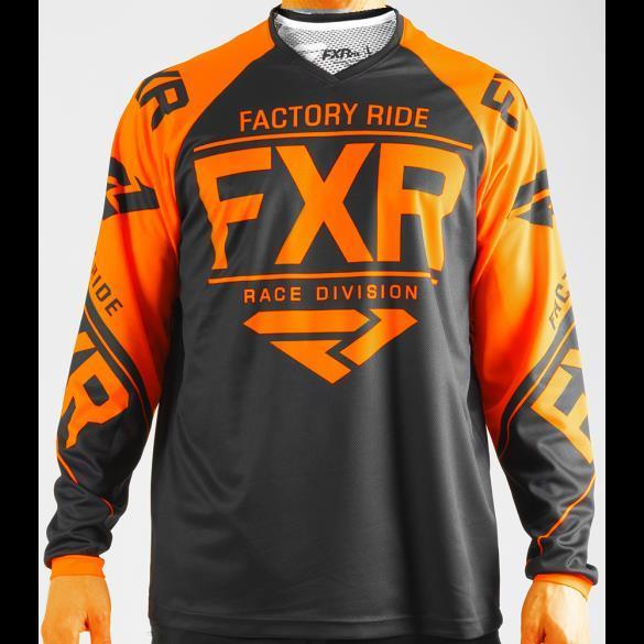 FXR Motorcycle Racing Motocross MX Shirt 3