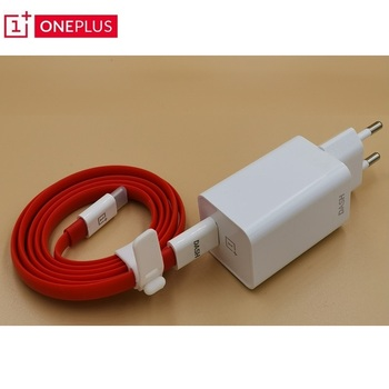 Oneplus Dash Charger 5V4A For One plus 6T 5/5T/3/3T Dash Charge Adapter 1M/1.5M Flat Round Dash USB Charge Type C Cable