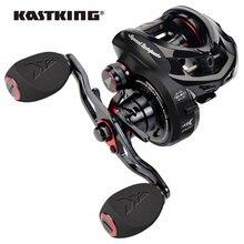 KastKing hız Demon Elite Baitcasting balıkçılık Reel 10.5:1 dişli oranı alüminyum gövde 8.1KG Max sürükle 190g ağırlık balıkçılık makaraları