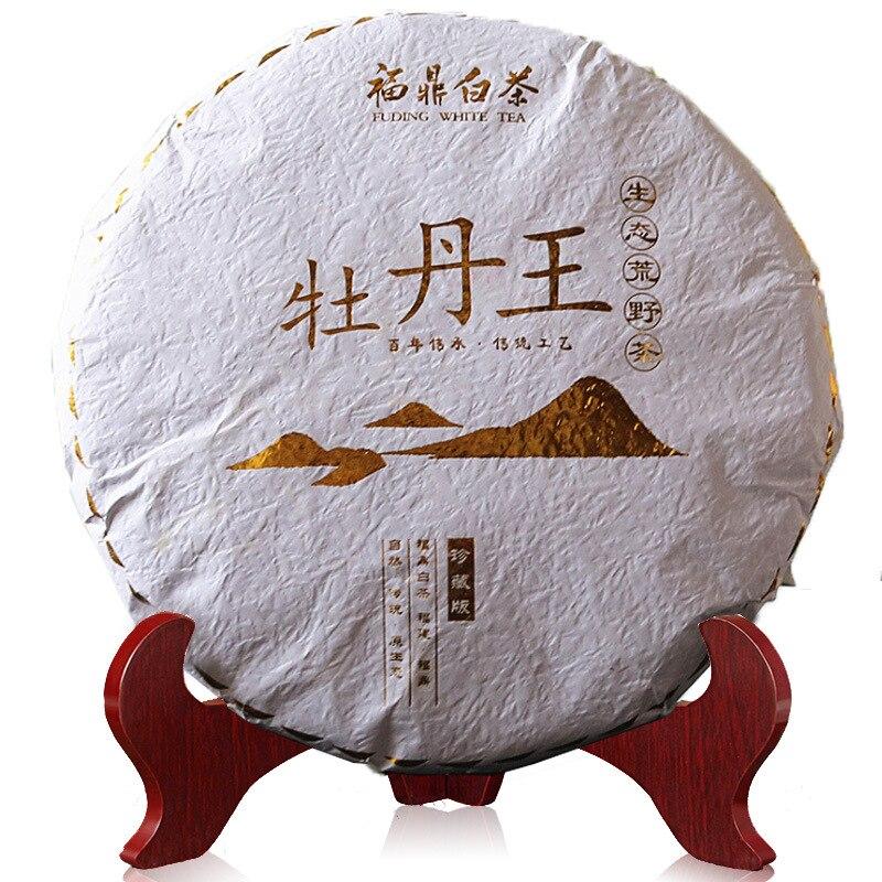 350g High Quality White Tea Chinese Fujian Fuding Shoumei Tea Wild Old White Tea Green Food Lowering Blood Pressure Shoumei