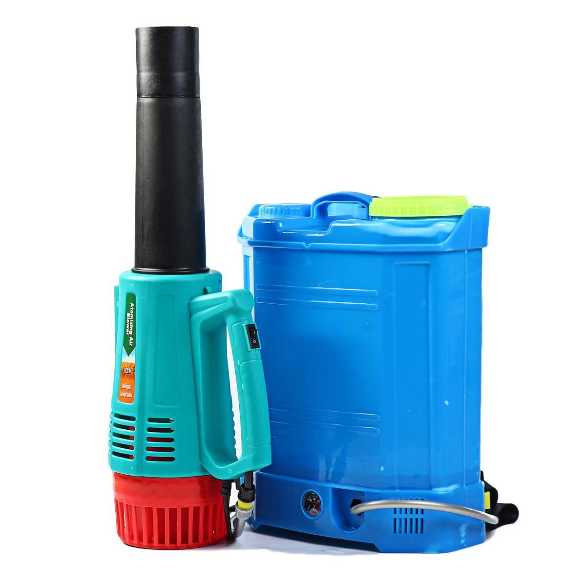Agricultural Pesticide Spray Equipment Backpack Garden Intelligent Sprayer Knapsack 20 Litre 12v 220v Battery Electric ULV Foger-1