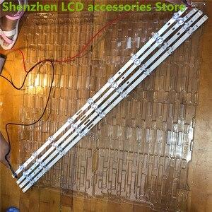 Image 5 - 8pcs x LED Backlight Strip 9 leds สำหรับ LG TV 47 นิ้ว Innotek DRT 3.0 LG47lb5610 6916L 1715A 1716A LG47LY340C LG47GB651C 100% ใหม่
