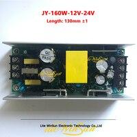Longo 160W 12V 24V New Power Board Abastecimento para LED Iluminação Cénica DJ Luz AC DC Power Board|Efeito de Iluminação de palco| |  -