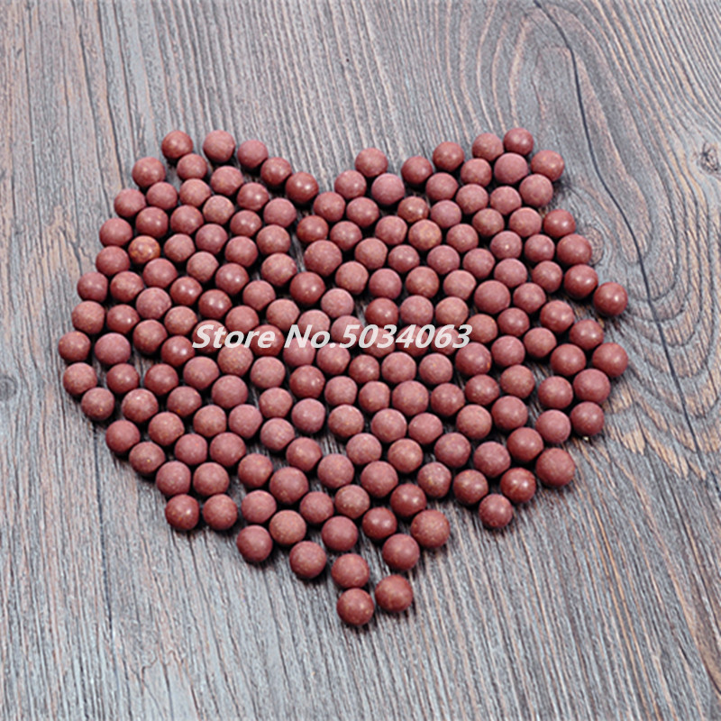 Precise Slingshot Mud Balls Ammo Solid Drawing-board Clay Mud Beads Perfect For Shooting Slingshot Beads Bearing Mud Eggs