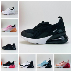 Kids Shoes Children 270 Sneakers for Girls Children's Casual Sneakers Breathable Running Sports Shoes Size 22-35