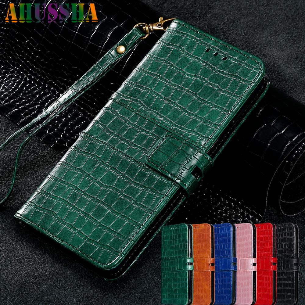 Leather <font><b>Flip</b></font> <font><b>Case</b></font> For <font><b>Samsung</b></font> <font><b>Galaxy</b></font> <font><b>A70</b></font> A50 A40 A30 A80 A90 A20E A10 A30S M10 M20 Note 10 Pro 9 S10E Plus A520 A6 A7 A8 2018 image