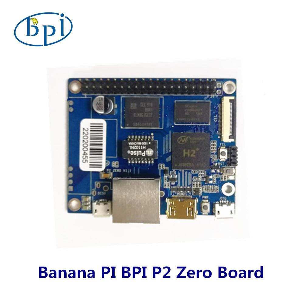BPI-P2 Zero Quad Core Single-board Computer Support For IoT And Smart Home