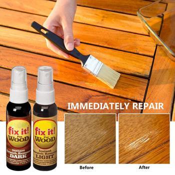 2 adet mobilya zemin onarım balmumu boyama kalem cam balmumu 2nd nesil çizik sökücü tamir maddesi için ahşap masa yatak kat