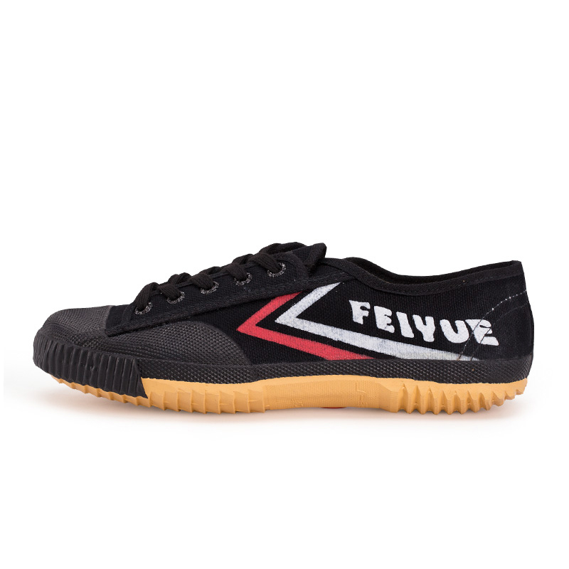 DafuFeiyue Shaolin Kungfu Canvas Shoes Women Sneakers Vulcanized Shoes Women Elastic Insoles Casual Non-slip Kung Fu Soul Flats