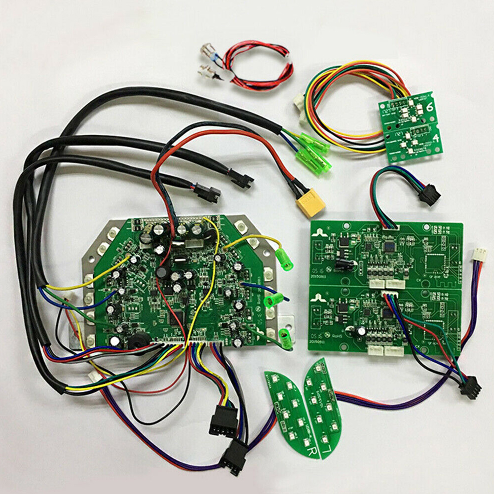 6.5 8 10 Inch Smart Scooter Chip Electric DIY Repair Motherboard Controller Parts Module Self Balance Scooter Remote Replacement