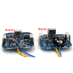 Image 4 - 3/4 Series 12V Power Tool Protection Board 18650 Battery Holder Hand Drill Lithium 18650battery BMS DIY 18650 Circuit Board
