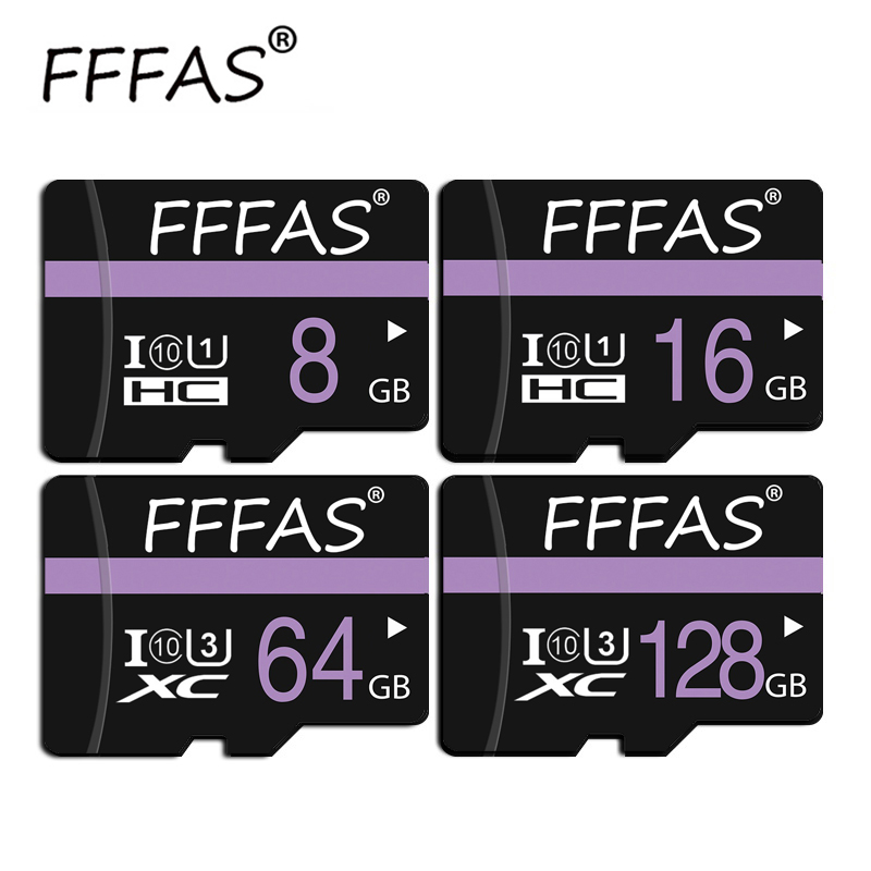 Tarjeta De Memoria Micro SD Card 32 GB 8GB/16GB/64GB TF Card CLASS 10 Memory Card 128GB Microsd Mini SD Card Carte Memory