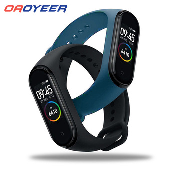 Bluetooth M4 Smart Wristband Waterproof Watch Blood Pressure Real Heart Rate Monitor Fitness Tracker Smart